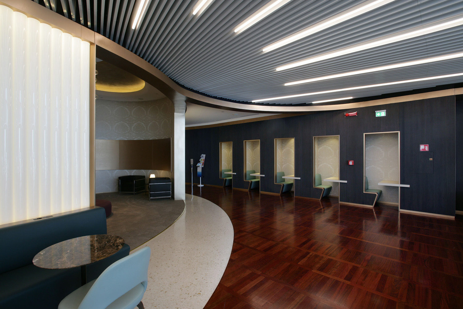 Venice Marco Polo International Airport (VCE): VIP Lounge
