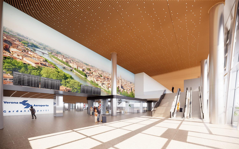Verona Villafranca Airport (VRN): Passenger Terminal Extension
