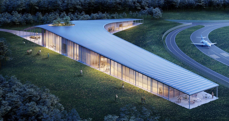 Enac Academy Building