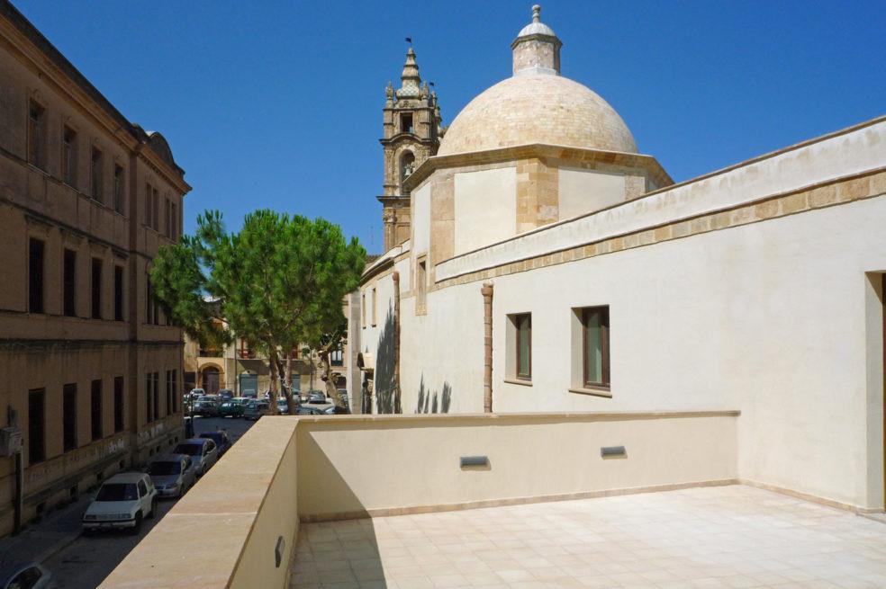 Mazara del Vallo Civic Center and Square Complex