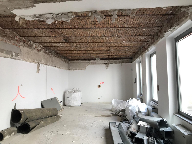 Porlezza 8 Office Refurbishment