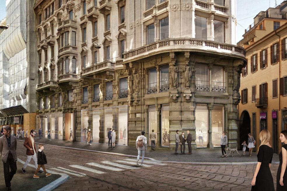 Corso Italia Building Refurbishment