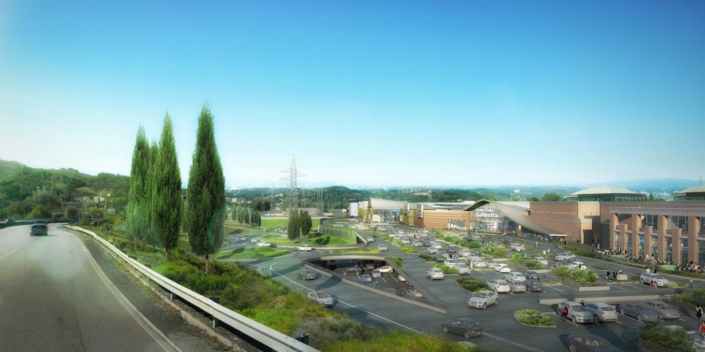 Collestrada Commercial Center