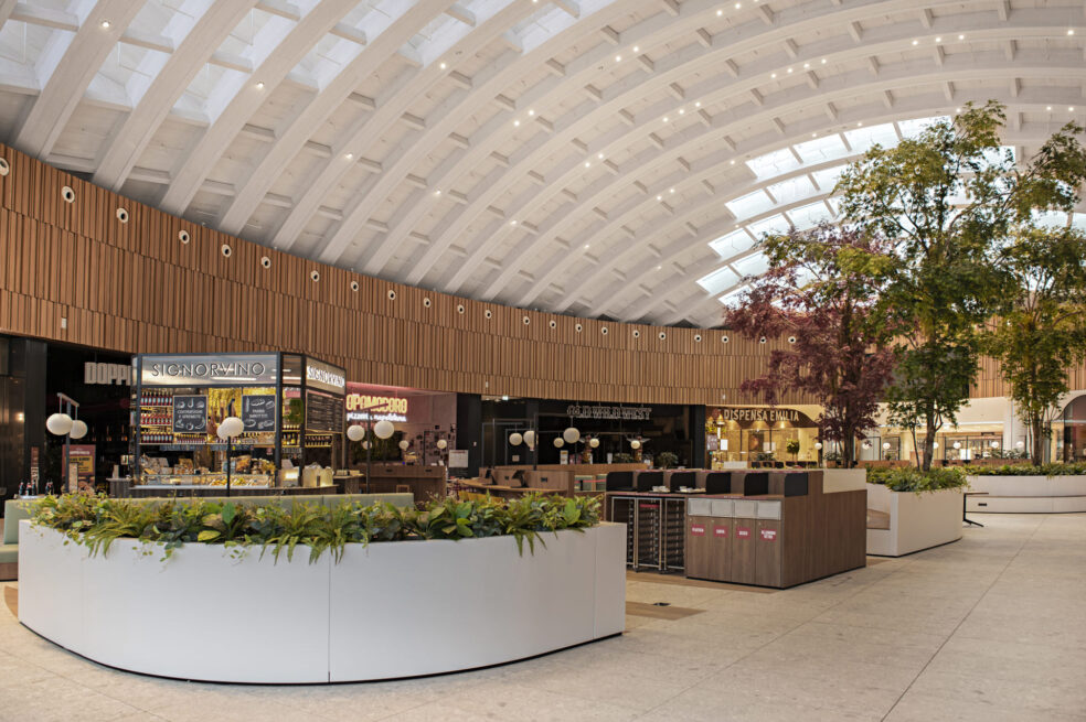 The Curno Shopping Centre Extension