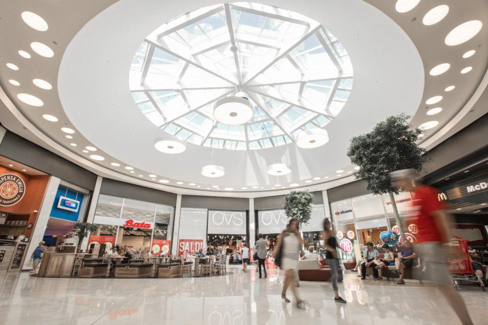 Modena I Portali Shopping Center Refurbishment