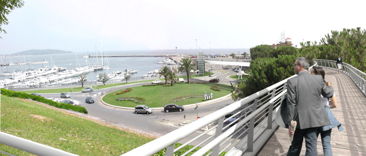 Formia Waterfront Redevelopment
