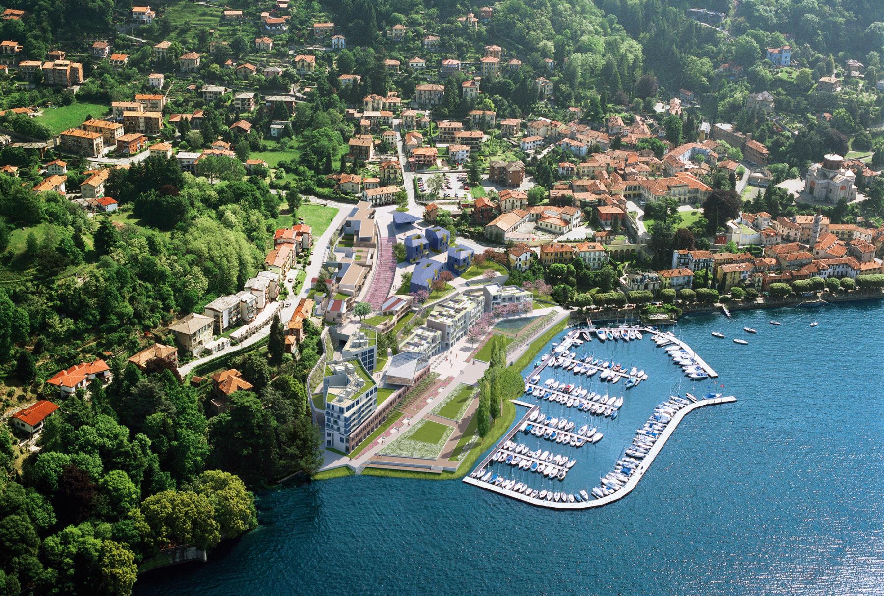 Laveno Lakeside Masterplan