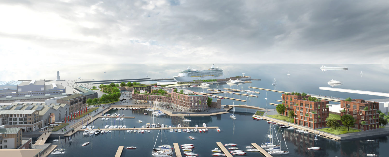 Livorno, Masterplan Porta a Mare