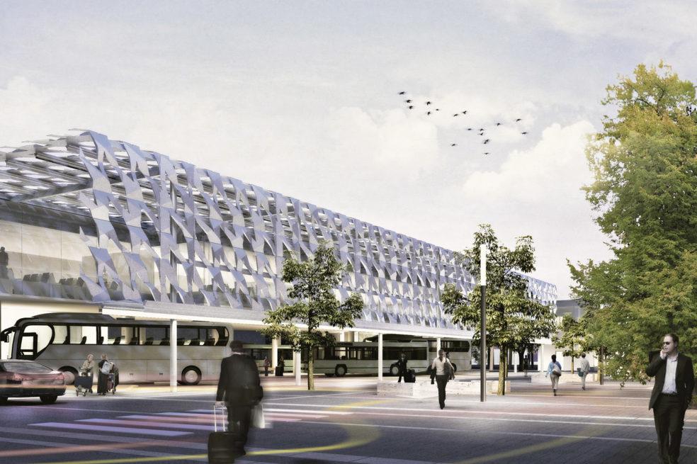 Macomer Intermodal Passenger Terminal