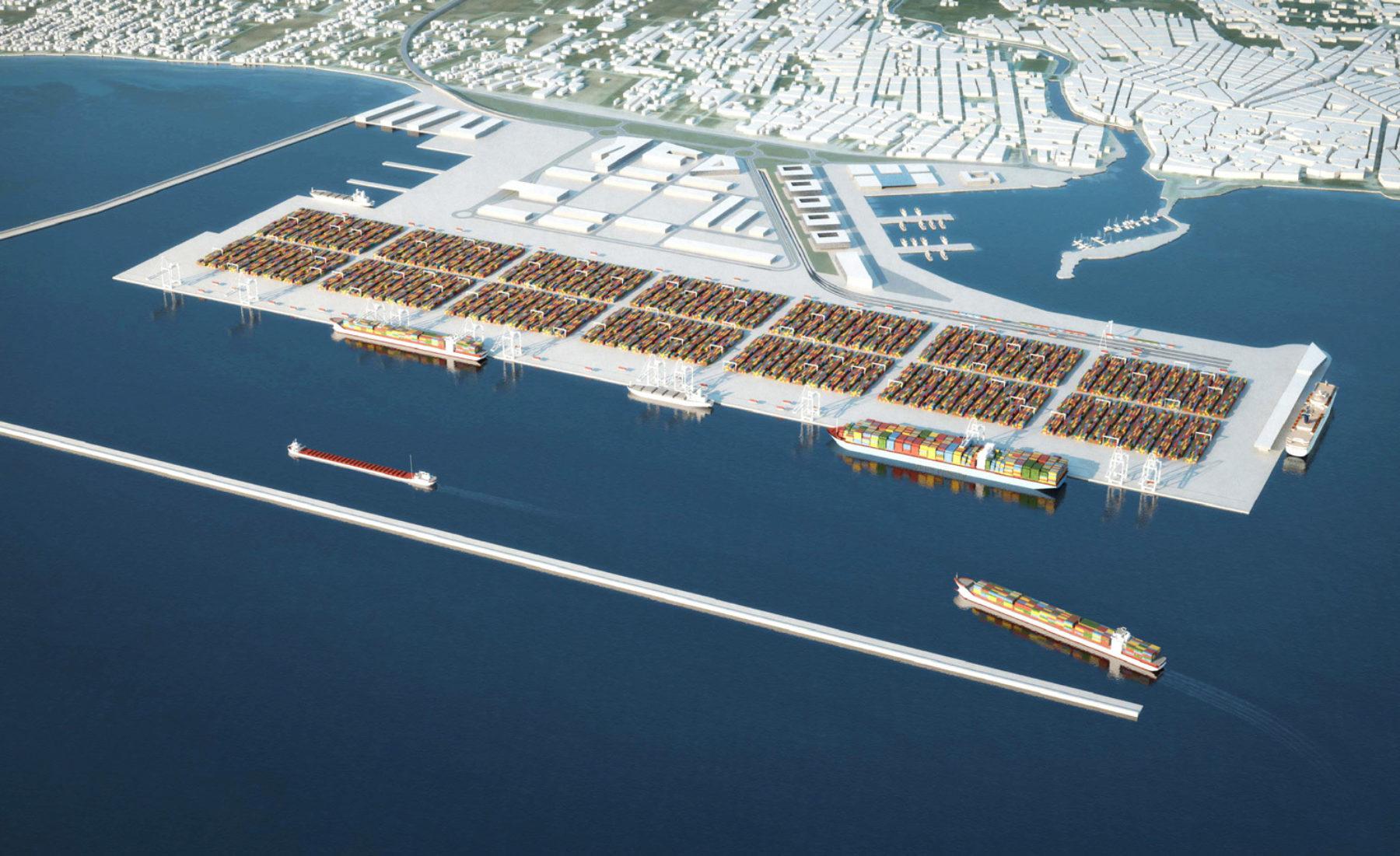 Mazara Container Terminal