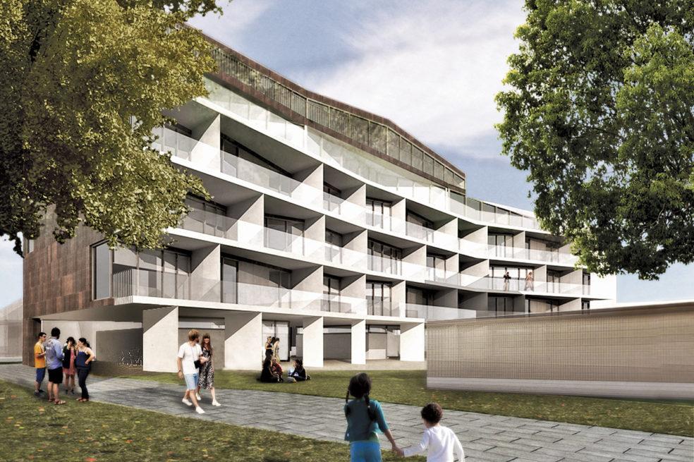 Pohl Social Housing Scheme