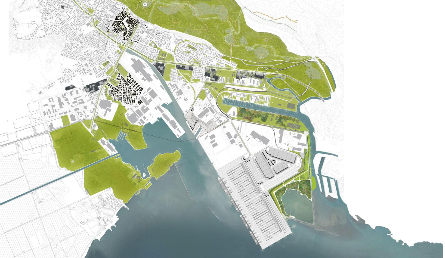 Monfalcone Port Masterplan
