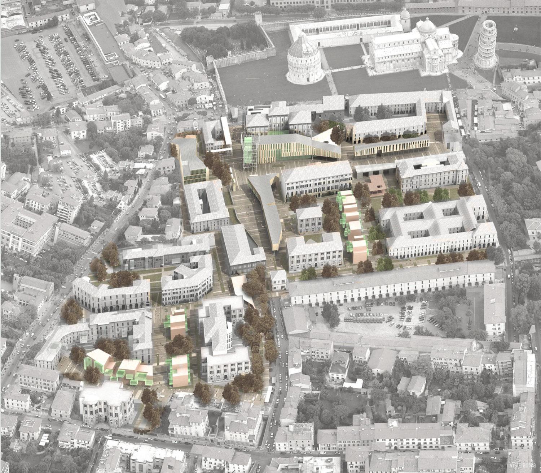 Santa Chiara University Hospital