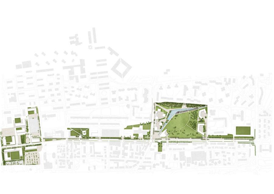 San Donato Urban Masterplan
