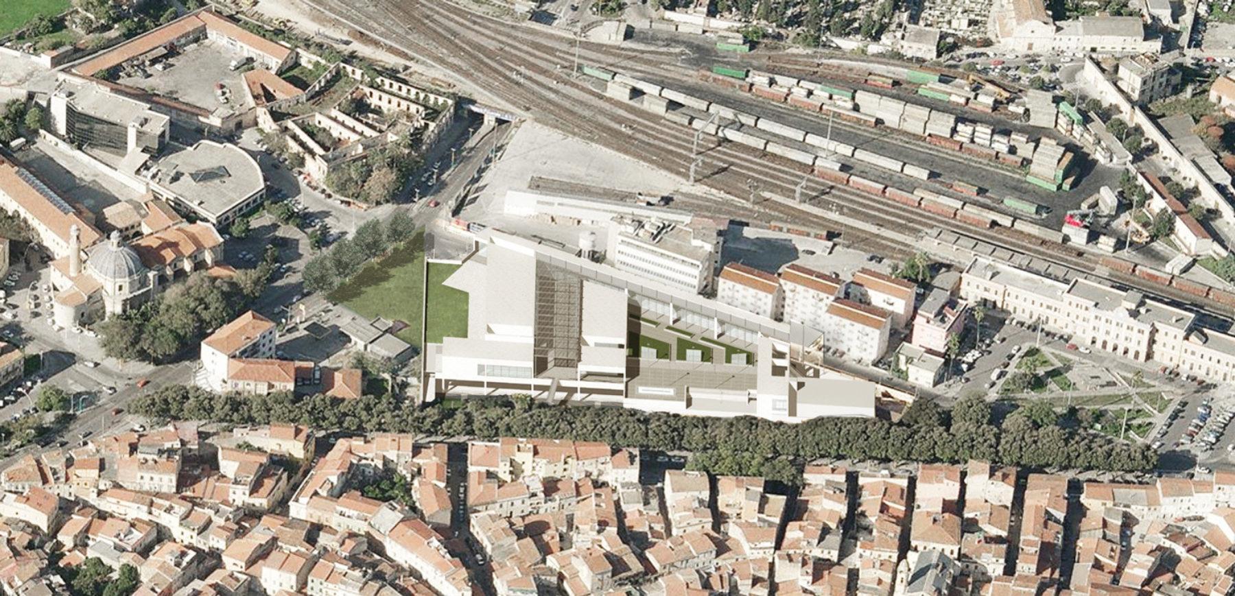 Sassari Multimodal and Logistic Center