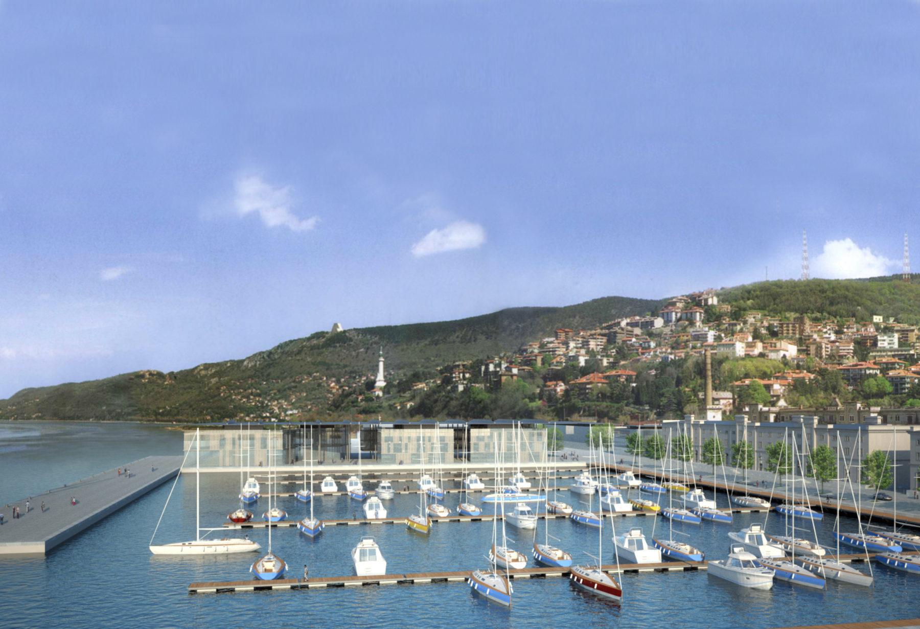 Trieste Porto Vecchio Masterplan