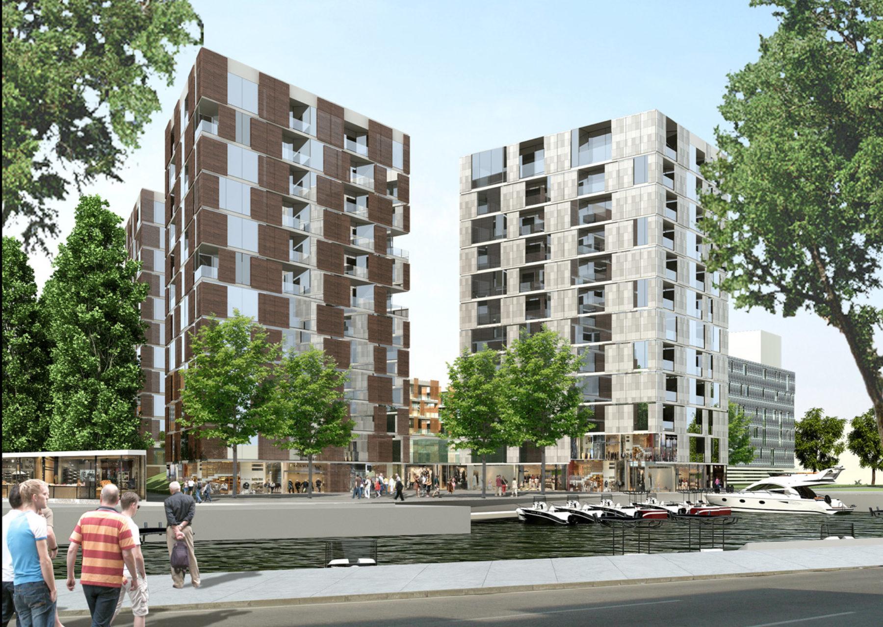 Italgas Property Redevelopment Masterplan