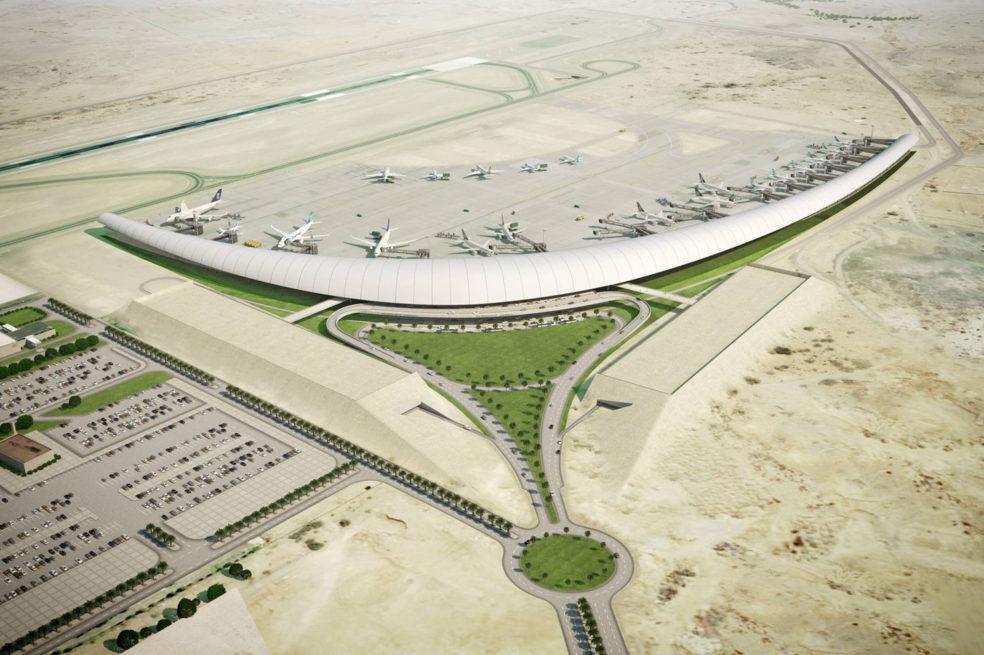 Abha Airport (AHB): Passenger Terminal