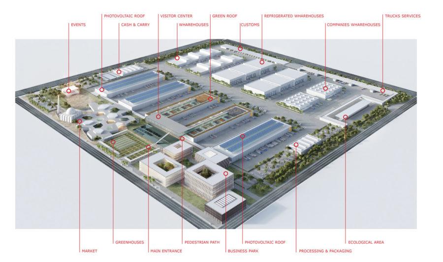 Wholesale Market Masterplan