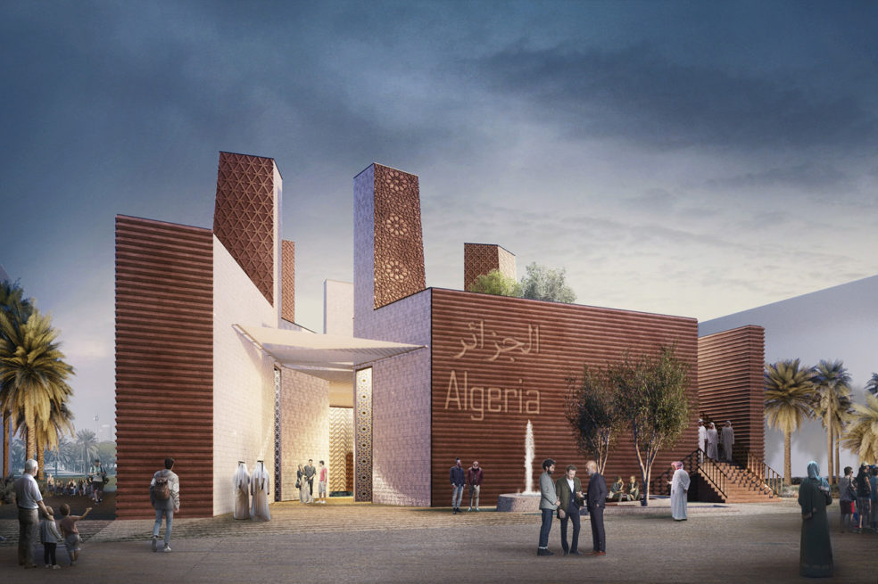Dubai Expo 2020: Algeria Pavilion proposal