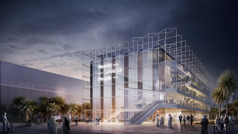 Dubai EXPO 2020: Italy Pavilion proposal