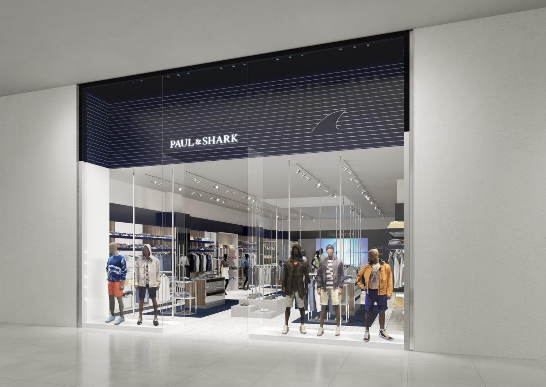 Paul & Shark Retail Storefront
