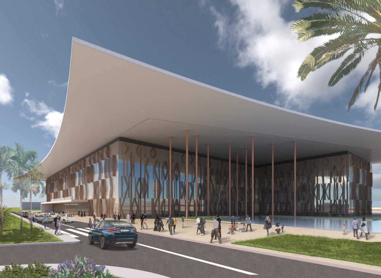 New Kerman International Airport (KER)
