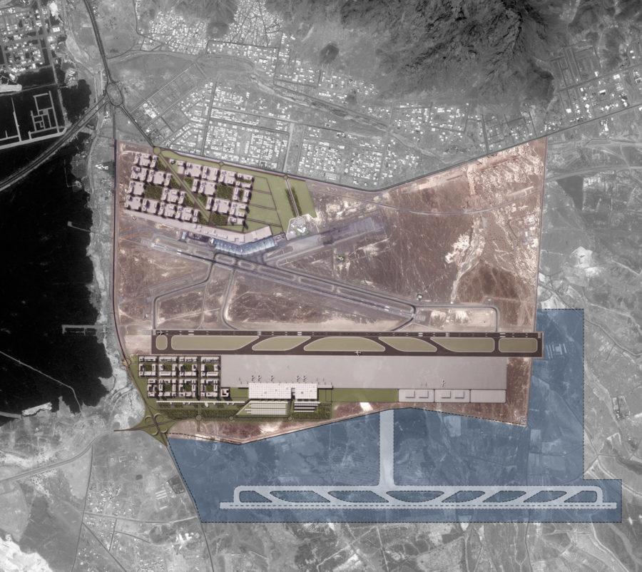 Madinah Prince Mohammad Bin Abdulaziz International Airport (MED) Terminal