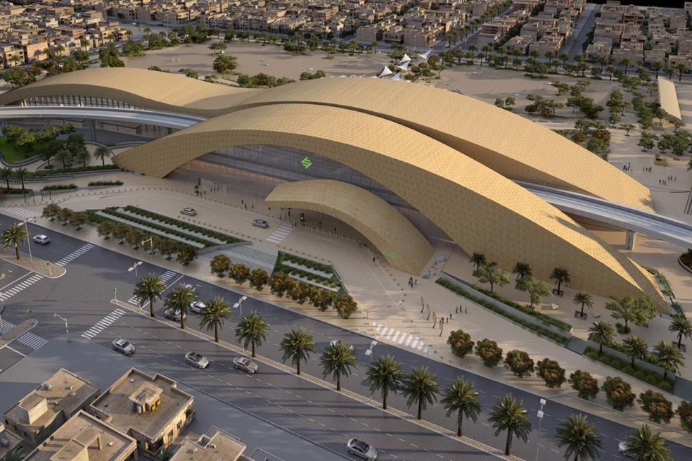 Riyadh Metro: Western Station