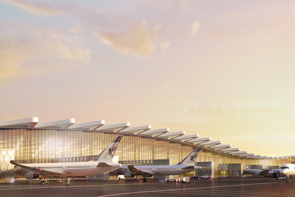 Mehrabad International Airport (THR)