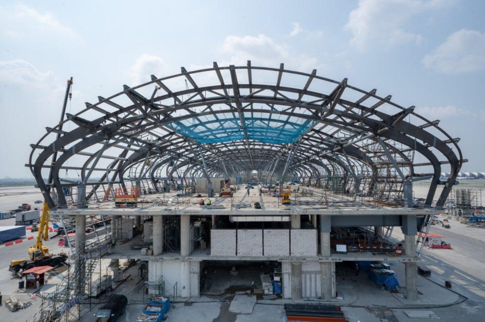Suvarnabhumi International Airport (BKK) - Phase II